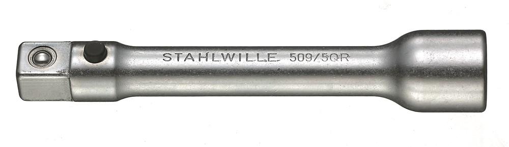 Stahlwille 509QR 3 Verlengstuk met Quickrelease 1 2 x 75mm