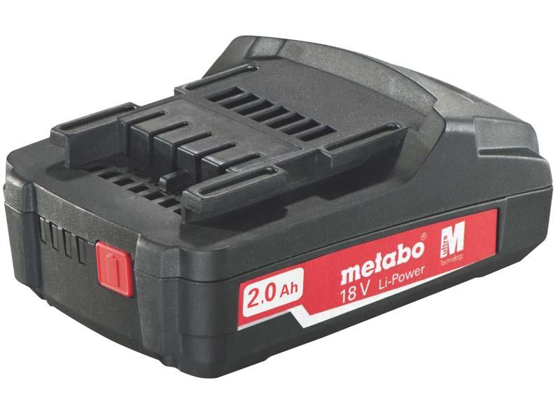 Metabo ME1820 18V Li-Ion accu - 2.0Ah