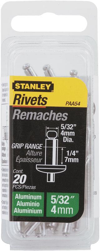 Stanley 1 PAA44T Popnagels 3 x 6,5 x 3mm (20st)
