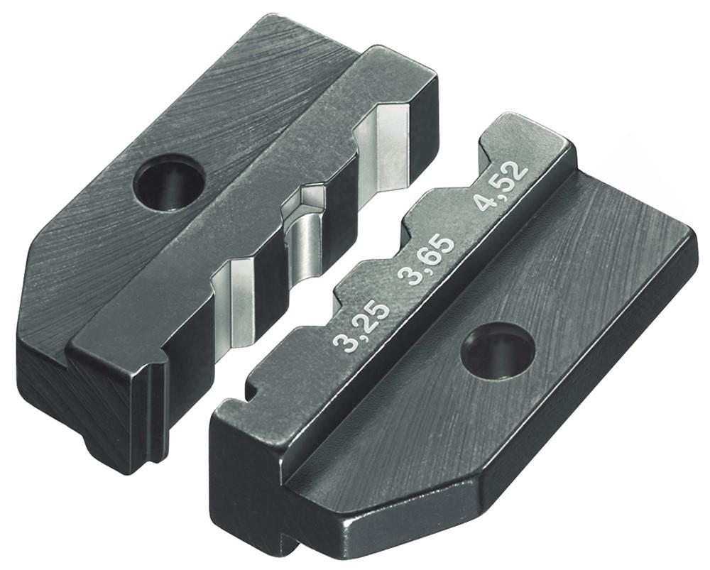 Knipex 97 49 82 Krimpprofiel voor Telegärtner stekkers voor optische vezelkabels