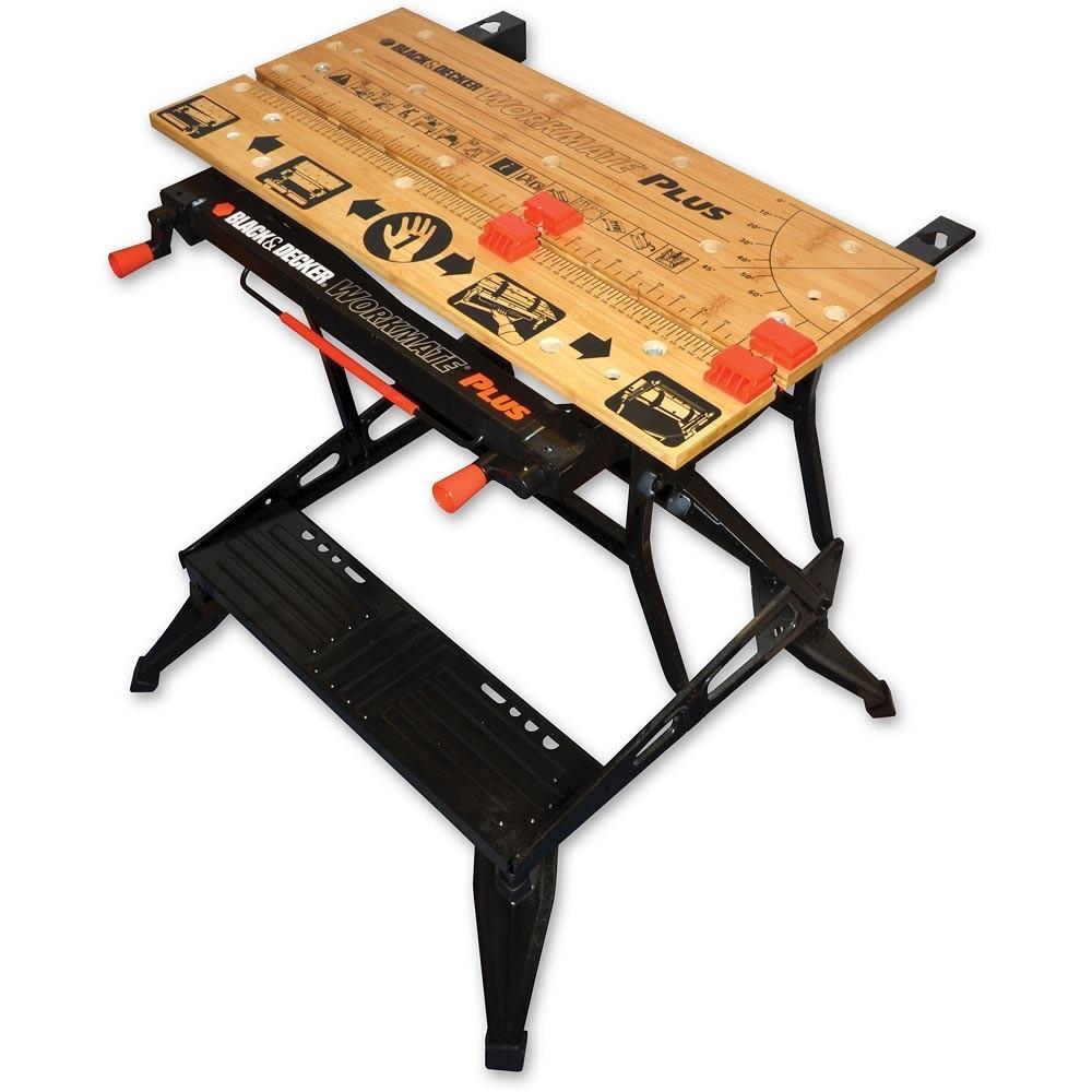 Black+Decker WM825 Workmate - 250kg