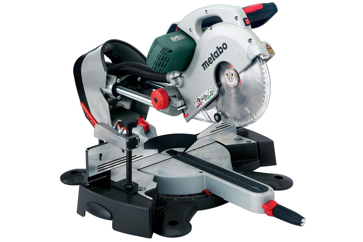 Metabo KGS 254 Plus Afkortzaag met laser - 2000W - 254 x 30mm