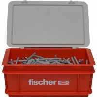 fischer 523727 N 6 x 60/30 S BOX Slagpluggen - PZ2 - 6 x 60mm (400st)