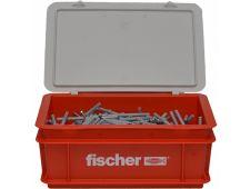 fischer N 8X80/40 S BOX Slagpluggen - PZ3 - 8 x 80mm (200st) - 523730