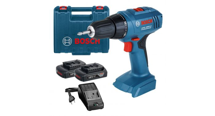 Fabulous Bosch GSR 1800-LI kopen? | Snelle levering - Gereedschapcentrum.nl CQ23