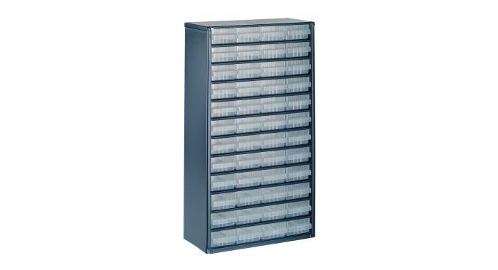 Metalen Ladenkast Voor Gereedschap.Raaco 137393 Ladenkast Metaal 306 X 150 X 552mm