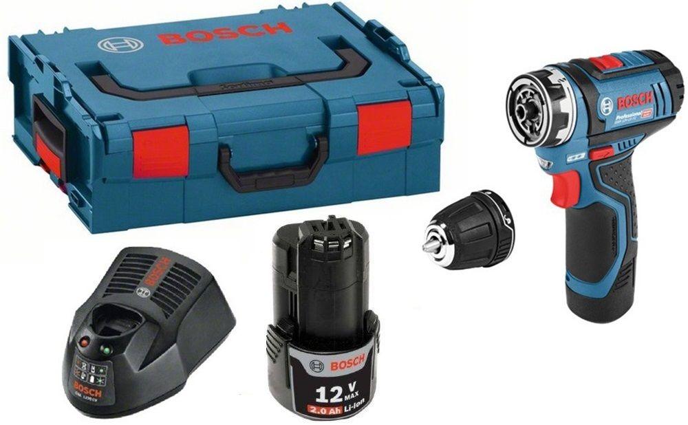 Bosch GFA 12-B Snelspanboorkop