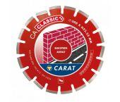 Carat CAC1509000 Diamantzaagblad voor droogzagen - 150 x 22,23mm - Asfalt