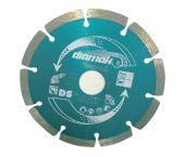 Makita P-45761 / D-61139 Diamantdoorslijpschijf - 125 x 22,23mm - universeel