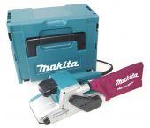 Makita 9404J Bandschuurmachine in Mbox - 1010W - 100 x 610mm