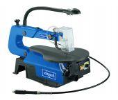 Scheppach DECO-XL Figuurzaagmachine met voetpedaal - 125W - 5901404901