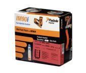 Paslode 142005 / 141083 Stripspijker - RounDrive - 2.8x51mm - 34º (3300st) + Gaspatronen