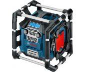 Bosch GML 20 PowerBox 360 14.4-18V Li-Ion Accu bouwradio - werkt op netstroom & accu - 0601429700