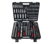 """KS Tools 917.0795 195-delige Dopsleutelset - 1/4"""" + 3/8"""" + 1/2"""""""