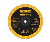 DeWalt DT3752 Diamantdoorslijpschijf - 355 x 25,4mm - metaal - DT3752-QZ