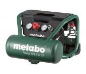 Metabo Power 180-5 W OF Compressor - 1100W - 8 bar - 5L - 75 l/min - 601531000