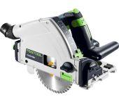 Festool TS 55 FEBQ-Plus Invalcirkelzaagmachine in systainer - 1200W - 160mm