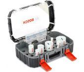 Bosch 2608580872 Gatzagenset incl Powerchange adapter - 16 x 20 x 25 x 32 x 40 x 51 x 64mm