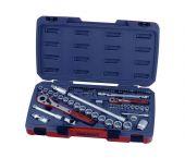 Teng Tools T1272 72 delige gereedschapset in koffer