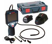 Bosch GIC 120 C 10.8V Li-Ion accu inspectiecamera set (1x 2.0Ah accu) in L-Boxx - 0601241201