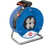 Brennenstuhl 1208060 Garant kabelhaspel - H05VV-F 3G1,5 - 50m