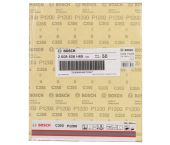Bosch 2608608H69 Schuurvel C355 - Vlak - K1200 - 230x280mm (1st)