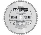 CMT 226.040.07M HW Mega Cirkelzaagblad - 190 x 30 x 40T - Metaal/Staal