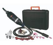 FERM CTM1010 Multitool + 40 delige accessoireset in koffer - 160W