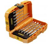 DeWalt DT7935B SDS-Plus 10 delige Betonborenset in Tough Case - DT7935B-QZ