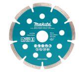 Makita B-53796 Diamantschijf - 125 x 1,6 x 22,23mm - Beton