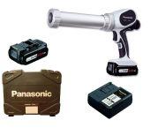 Panasonic EY3640LS1S 14.4V Li-Ion Accu lijm- en kitspuit set (1x 4.2Ah accu) incl. kokerhouder in koffer