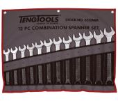 "Teng Tools 6507JAF 7-delige Ring-/steeksleutelset in roltas - Inches - 15/16""-1 7/8"""