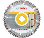Bosch 2608615061 Diamantdoorslijpschijf - 150 x 22,23mm - universeel