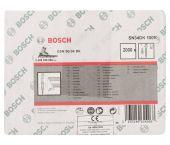 Bosch 2608200050 / SN34DK 100R Stripnagel - Blank - Recht - 3,1 x 100 mm - (2000 st)