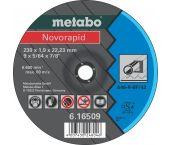 Metabo 616509000 Doorslijpschijf - 230 x 1,9 x 22,23mm - Staal