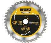 DeWalt DT99561 Cirkelzaagblad - 165 x 20 x 42T - Hout - DT99561