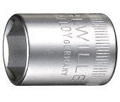 "Stahlwille 40-3,2 Dopsleutel - Zeskant - 3,2mm - 1/4"" (L= 23mm) - 1010032"