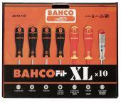 Bahco B219.110 BahcoFit XL 10-delige Schroevendraaierset
