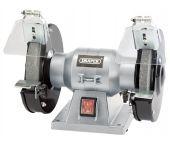 Draper 83420 Dubbele tafelslijpmachine - 150W - 150 x 12,7 x 16mm