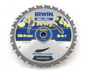 Irwin 1897387 WeldTec Cirkelzaagblad - 235 x 30 x 20T - Hout