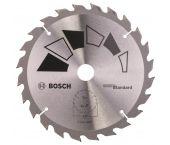 Bosch 2609256812 STANDARD Cirkelzaagblad - 170 x 20 x 24T - Hout