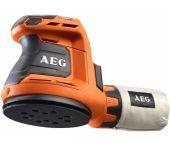 AEG BEX 18-125-0 18V Li-Ion Accu excentrische schuurmachine body - 125mm - 4935451086