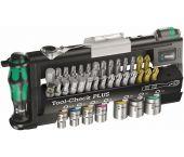 Wera 5056490001 38-delige Tool-Check PLUS Accessoireset