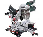 Metabo KGS 254 M Afkortzaag met laser - 1800W - 254 x 30mm - 602540000