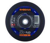 Rhodius 200550 Alphaline I KSM Doorslijpschijf - 230 x 22,23 x 3mm - Staal - 200550