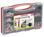 fischer 535973 DUOPOWER Pluggenset in Redbox - 35-60mm