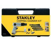 Stanley 160173XSTN Pneumatische hakhamer set in koffer - 12mm - 5J