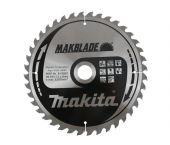 Makita B-08981 Cirkelzaagblad - 260 x 30 x 40T