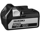 HiKOKI BSL1850 18V Li-ion accu - 5.0Ah - 335790