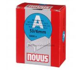 Novus 042-0516 Nieten - A53 - Dundraad - 6mm (5000st)